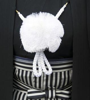成人式で男の袴の着付けは?