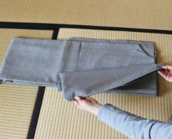 正絹を洗濯する方法