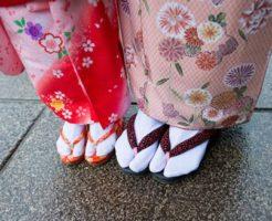 卒業式・入学式での着物の雨対策
